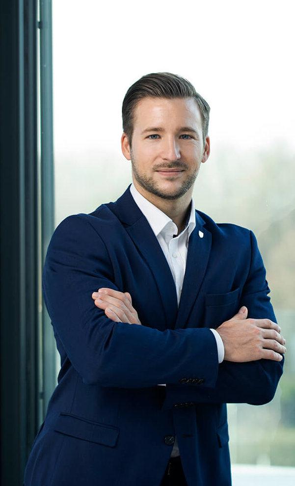 Stefan Kosmowski - Sales Manager